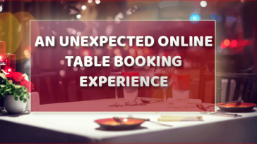online table booking