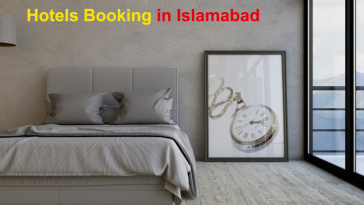 Hotels booking in Islamabad