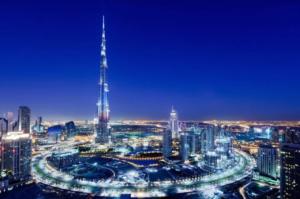 Burj Khalifa and Dubai Mall