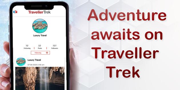 traveller trek